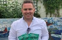 Author Visit: Richie Conroy - 4 March