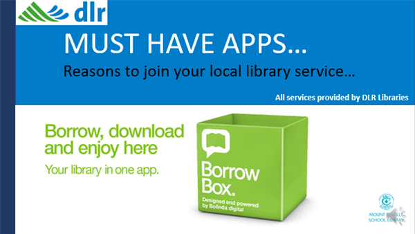 Getting started with  BorrowBox