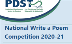 PDST National Poetry Competition Winner